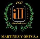 MARTINEZ Y ORTS